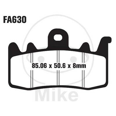 EBC Semi sintered Metal Brake Pads FA630V front BMW R 1200 RT LC ABS 2013-2014