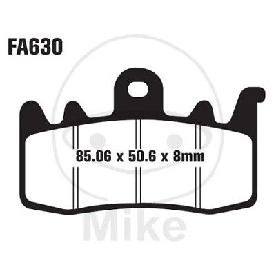 EBC Semi sintered Metal Brake Pads FA630V front BMW R 1200 GS LC ABS 2013-2014
