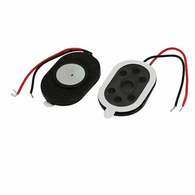 4pcs 40mm dia 8 ohm 1w 2 wires ultra thin internal magnetic 8 ohm 1 watt magnet speakers amplifier horn for computer for tablet car 2pcs greentooth Gallery