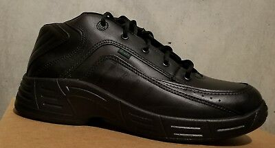 Reebok Hi-Top Athletic Postal TCT Mens Work Safety Soft Toe Shoes Boots  CP8275 727a0f934