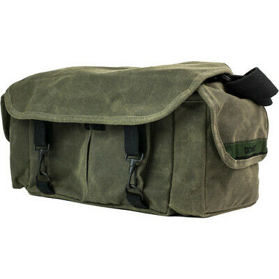 Domke F-2 RuggedWear Shooter's Bag (Military Green) **AUTHORIZED USA DEALER**