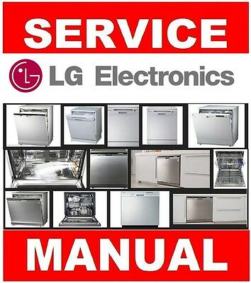 Lg washing machine dryer service manual repair guide choose from lg dishwasher service manual and repair guide choose from worldwide models fandeluxe Images