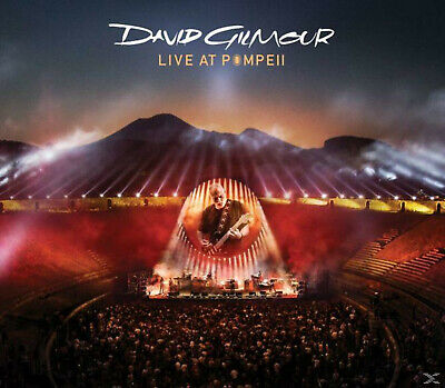 David Gilmour - Live At Pompeii - (CD)