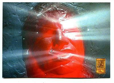 Star Wars Special Edition Trilogy Card Toppers/Promos P1 P2 P3 Full Set Oversize