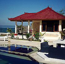 Bali Santai Beach Club Resort 7 nights accommodation 2 adult less than 1/2 price