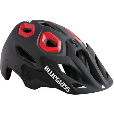 Bluegrass MTB-Helm Golden Eyes - Double In-Mold Gr. S 52-57cm Mod.18 Black / Red