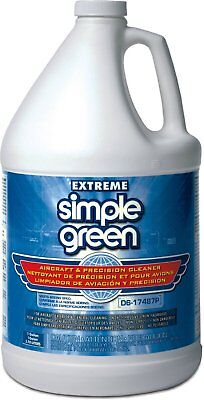 Simple Green 13406 1 Gallon Extreme Aircraft and Precision Cleaner