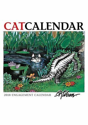 B. Kliban 2018 Engagement Catcalendar