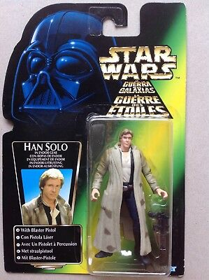 Star Wars The Power of the Force Figur  # Han Solo