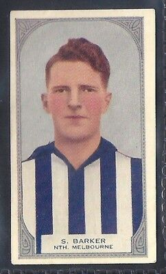 Hoadleys-Victorian Football Ers (51-100)-Aussie Rules-#062- North Melbourne