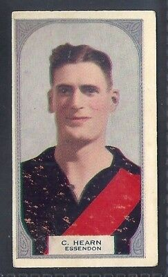 Hoadleys-Victorian Football Ers (51-100)-Aussie Rules-#098- Essendon - Hearn