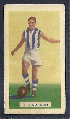 Hoadleys-Victorian Football Ers (Action)-Aussie Rules-#033- North Melbourne
