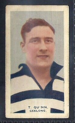 Hoadleys-Victorian Football Ers (Heads 1-50)-Aussie Rules-#034- Geelong - Quinn