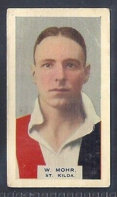 Hoadleys-Victorian Football Ers (Heads 1-50)-Aussie Rules-#043- St. Kilda - Mohr
