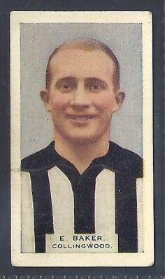 Hoadleys-Victorian Football Ers (Heads 1-50)-Aussie Rules-#046- Collingwood