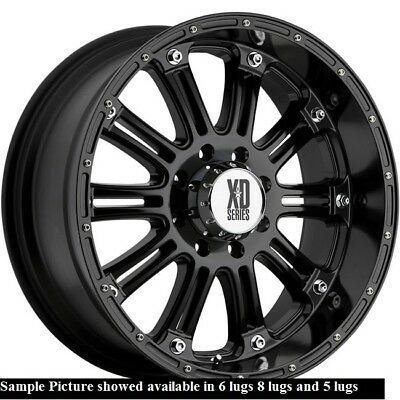 4 New 17 Wheels For Dodge Ram 1500 2013 2014 2015 2016 2017 2018
