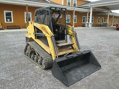 ASV RC50 Skid Steer Farm Loader