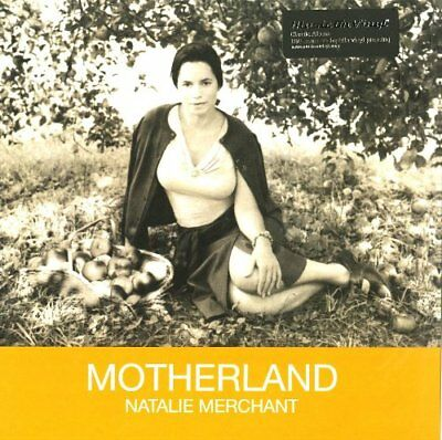 Natalie Merchant Motherland 180Gm Lp Vinyl Record New