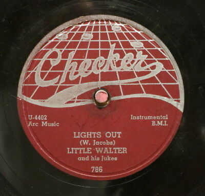 Little Walter / You`re So Fine & Lights Out (14-1217)