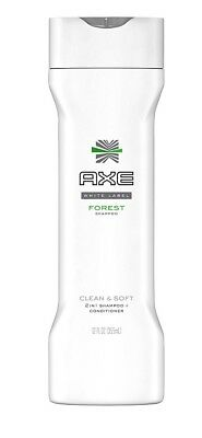 AXE White Label Forest 2 in 1 Shampoo and Conditioner 12 oz