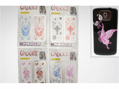iPhone Phone Bling Stickers Decorate Your Phone Or Laptop  Or Game Console Heart