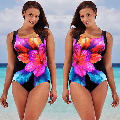 Sexy Women One Piece Swimsuit Swimwear Bathing Monokini Bikini Suit Beachwear