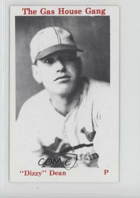 1974 TCMA 1934 St Louis Cardinals Gas House Gang Black #DIDE Dizzy Dean St. Card