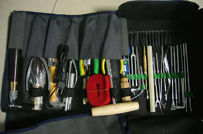 38 PCS Professional Piano Tuning Kit / Piano Tools