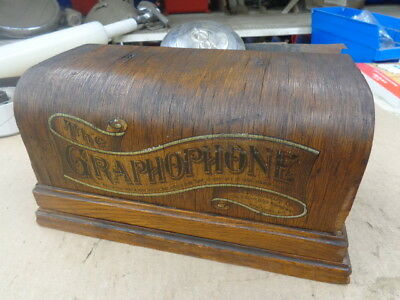 Columbia Type B (Eagle) Phonograph MT-1604
