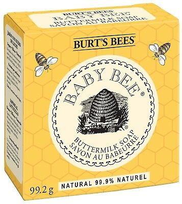 Burt's Bees Baby Bee Buttermilk Soap, 99g
