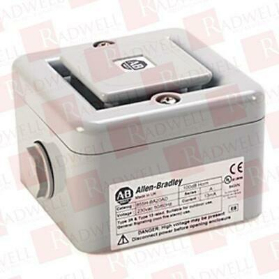 ALLEN BRADLEY 855H-BA20AD (Never Used Surplus 1 Preowned)