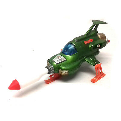 DINKY TOYS 351 Gerry Anderson TV SERIES UFO INTERCEPTOR SHADO w/repro missile