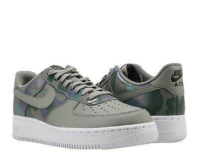 separation shoes 3ffb6 744a2 Nike Air Force 1 07 LV8 Dark StuccoCamo Mens Basketball Shoes 823511-