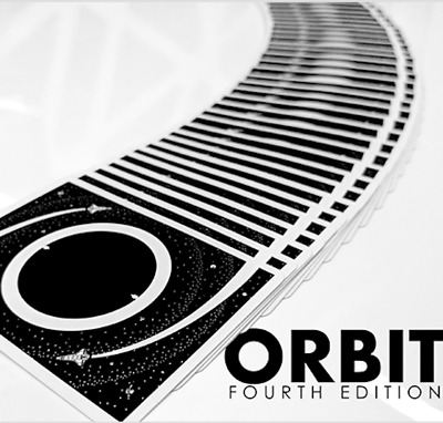 Orbit V4 Playing Cards from Murphy's Magic