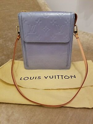 63e14a4da0c9 LOUIS VUITTON BAG Patent Cream - £161.00
