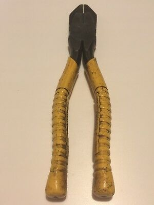 Mephisto Professional Wire Cutters Pliers tool heavy duty vintage