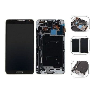 For Samsung Galaxy Note 3 N9005 LCD Display Screen Digitizer + Frame Assembly