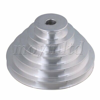5.4-15cm OD 1.6cm Bore A Type Timing Belt 5Step Pagoda Pulley Belt