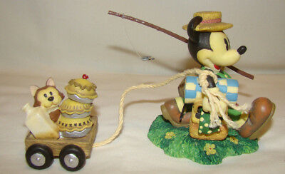 Disney Enesco Mickey Mouse In The Good Old Summertime 291854