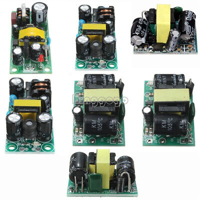 AC-DC Power Supply Buck Converter Step Down Module 5v 12v 3.3v 9v 24v New