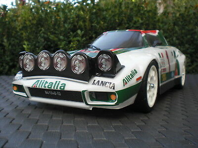 The Rally Legends Lancia Stratos Alitalia 1:10 Karosserie TRL102