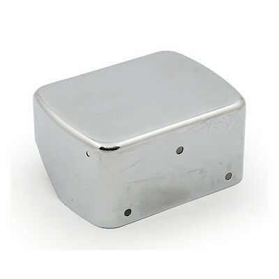 Chrome Ignition coil cover for Harley-Davidson Dyna 1991 to 1998 519780