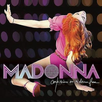 NEW Confessions on a Dance Floor [PA] by Madonna (CD, Nov-2006, Warner Bros.)