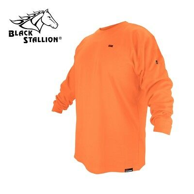 BSX TruGuard 200 Flame Resistant Cotton Long Sleeve T-Shirt - FTL6