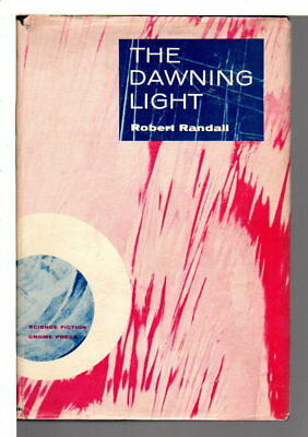 Robert Randall / DAWNING LIGHT 1959 Science Fiction First Edition