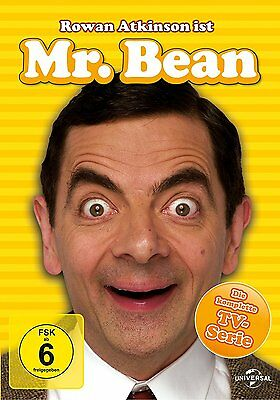 mr bean fr hliche weihnachten mister bean omu dvd. Black Bedroom Furniture Sets. Home Design Ideas