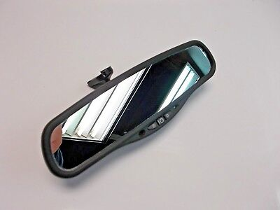 Oem 01 06 Chrysler Sebring Auto Dim Rearview Mirror With Dual Reading Lamps