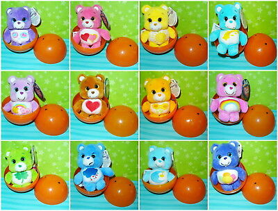Limited Edition Care Bears Surprizamals Surprise Pet Blind Ball Pick 1 Or A Lot!
