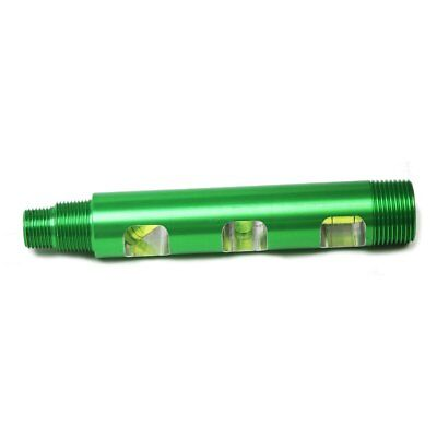 "Spotter Torpedo Bubble Level - 1 Inch Male NPT threads, 1"", 3/4"", and 1/2"""