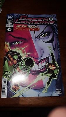 Green Lanterns 38 first appearance Red Tide DC comics 1st